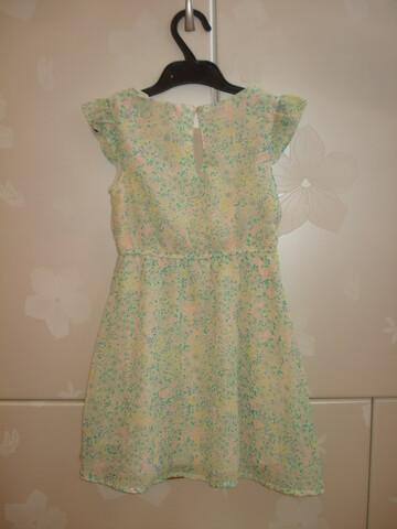 Платье H&M на девочку 5-6 лет