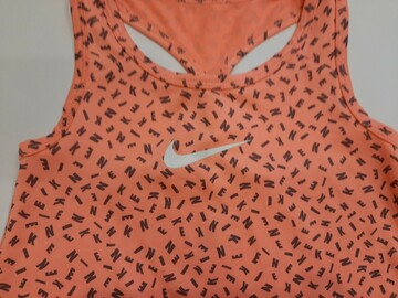 Майка спортивная Nike Dri-FIT