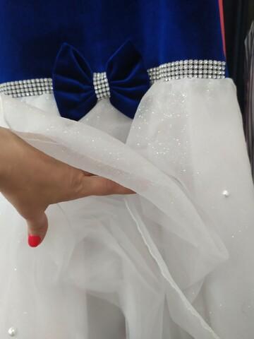 Платье нарядное на 7-8лет
