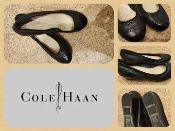 Туфлі шкіряні відомої фірми Соle Haan.(на цій платформі нема такої назви, тому вказано іншу фірму)