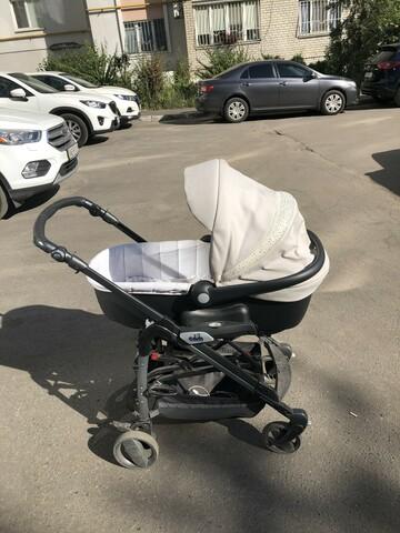 Продам Итальянскую коляску со стразами Swarovski