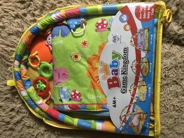 Новый Игровой коврик для малыша