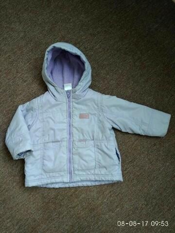 Деми куртка для девочек