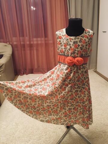 Летнее 👗 платье