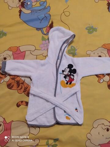 Халатик для малюка