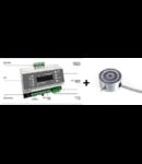 Pachet automatizare degivrare cu senzor de pardoseala, temperatura si umiditate