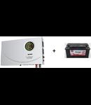 Pachet autonomie centrala termica -UPS + acumulator