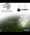 Pachet iluminat dimabil in functie de lumina naturala - contine 10 becuri dimabile