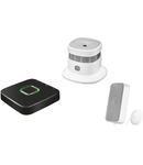 Kit smart home protectie apa si foc