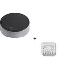 Set intrerupator capacitiv Bluetooth 2 canale si releul dublu