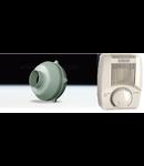 Pachet ventilator tubulatura 160mm + variator turatie
