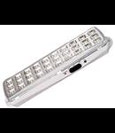 Lampa EXIT emergenta LED 3W autonomie 3H