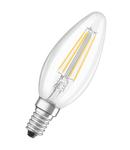 Sursa de iluminat, bec cu LED P CLAS B 40 FR 5 W/2700K E14