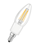 Sursa de iluminat, bec cu LED P CLAS B 60 FR 6 W/2700K E14