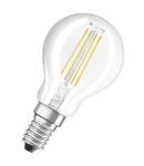 Sursa de iluminat, bec cu LED P CLAS P 40 FR 5 W/2700K E14