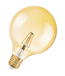 Sursa de iluminat, bec cu LED SST GLOBE 55 DIM 7 W/2500K E27