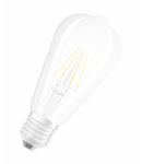 Sursa de iluminat, bec cu LED LEDISON CLAS ST 60 CL 7 W/2700K E27