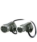 Cablu incarcare Tip2 catre Tip2, 32A trifazat, 6m lungime