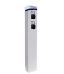 i-CHARGE PUBLIC 200 2xTyp2 22kW, MLS, 28kW putere totala