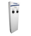 i-CHARGE PUBLIC 400 2xT2 11-22kW, INOX, MCB RCD onl.