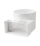 TUBULATURA FLEXIBILA PVC PLAT 521 D100/55X110 /KLD/
