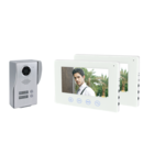 Kit video interfon WIFI SMART VIDEO cu doua monitoare