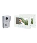 WIFI SMART VIDEO DOOR PHONE WITH TWO MONITORS