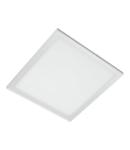 LED PANEL 45W 595mm/595mm 4000K-4300K DIMABIL CADRU ALB + KIT EMERGENTA