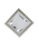 SPOT LED GL204 + 2XBECURI LED 9W 4000K SATIN NICKEL