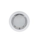 SPOT LED GL103 + 2XBECURI LED 9W 4000K ALB
