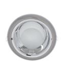 SPOT LED GL206 + 2XBECURI LED 9W 4000K GRAPHITE/CROM