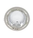 SPOT LED GL210 + 2XBECURI LED 9W 4000K SATIN NICKEL