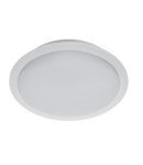 LED PANEL ROTUND 18W 6500К D225 IP65+KIT EMERGENTA