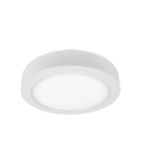 LED PANEL ROTUND APLICAT 28W ALB RECE 225mm/33mm