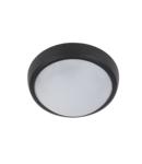 CORP ILUMINAT LED ROTUND TAVAN BRLED 6W NEGRU IP54