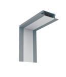PROFIL COLT INTERIOR LED INCASTRAT GRI S77