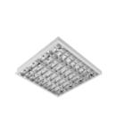 CORP DE ILUMINAT LENA-V CU TUB CU LED(600MM) 4X9W 6200K OM 600/600 TIP V