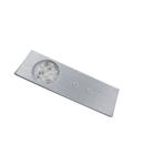 LAMPA DE MOBILIER CU LEDCAB-19 LED 9SMD5050 2,8W 12VDC 2900K