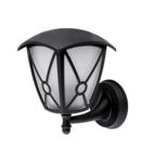 LAMPADAR GRADINA NICK UPWARD 1XE27 NEGRU