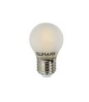 LED GLOBE G45 FILAMENT 4.5W E27 230V 2700K ДИМИРУЕМА