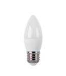 BEC LED LUMANARE C37 SMD2835 8W E27 230V ALB CALD