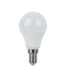 BEC LED GLOB G45 8W E14 230V ALB CALD
