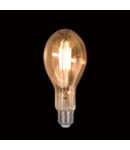 BEC LED VINTAGE DIMABIL 8W E27 D100 2800-3200K AURIU