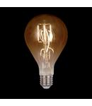 BEC LED VINTAGE DIMABILE 8W E27 2800-3200K AURIU D:130