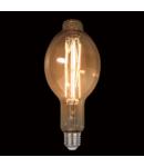BEC LED VINTAGE DIMABIL 8W E27 D120 2800-3200K AURIU
