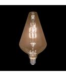 BEC LED VINTAGE DIMABIL 8W E27 2800-3200K AURIU D:200