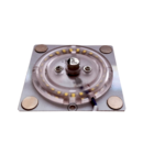 LED MODULE WITH MAGNET SMD2835 12W 3000K 63x63mm