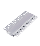 DP65 PROFIL LED ALUMINIU INCASTRAT GIPS CARTON 2M