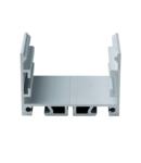 DP70 SUPORT FIXARE PROFIL LED ALUMINIU DP67