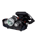 ZOOM HEADLAMP E-3396 1xXML T6 + 2xCREE XPE